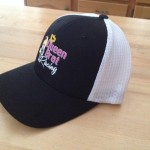 QBR Black and White Hat